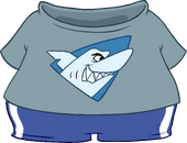 Sharks' Training Outfit icon