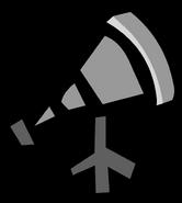 TelescopePinGary'sRoom