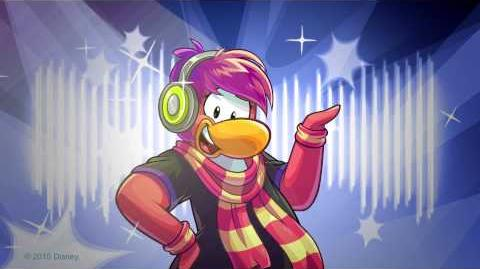 You Got This! (Full Song - Audio Only) - DJ Cadence - Disney Club Penguin