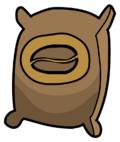 Bean Bag Pin