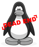 Black Penguin Create Dead End