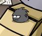 Black puff