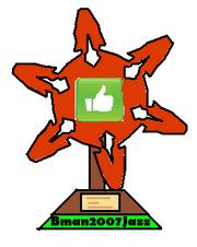 Bman's Friend Award