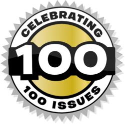 Celebrating 100 issue