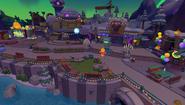Central de la Isla Noche de Brujas -1