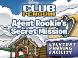 Agent Rookie's Secret Mission