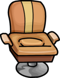 Salon Chair furniture icon
