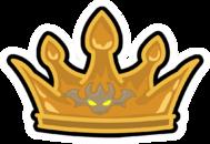 Scorn Crown Pin