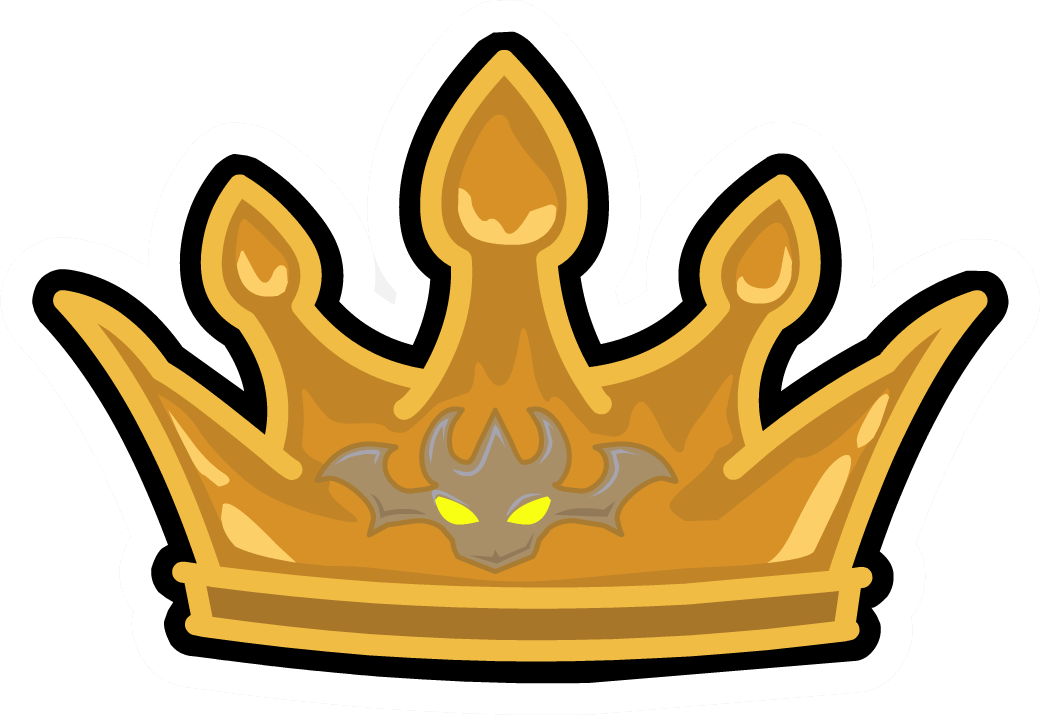 Crown of the dragon king pin club penguin wiki fandom powered by crown of the dragon king malvernweather Choice Image