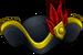 Sombrero Continental icono