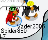 Spider vader2006 gizmo