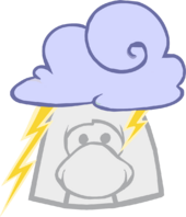 The Thundercloud icon