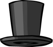 Top Hat clothing icon ID 423