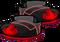 Zapatos con Poderes de Fuego icono