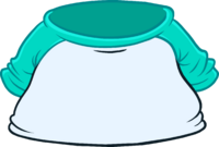 CamisetaAzulBlanca