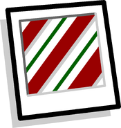 Candy Cane Background icon