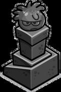 Columna de Puffle de Piedra0