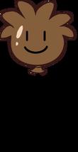 Globo de Puffle Café icono