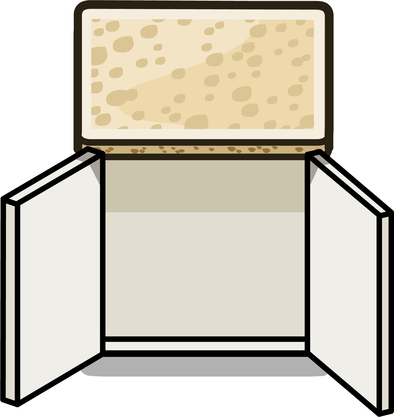 Image - Granite Top Double Cabinet sprite 004.png | Club Penguin ...