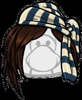 Striped Pirate Bandana clothing icon ID 1153 2