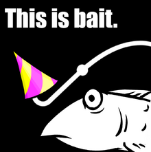 This is bait hat