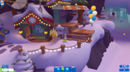Waddle On Party Mt Blizzard rescue hut