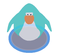 File:Aqua Penguin Ghost ingame Halloween Party 2012.PNG