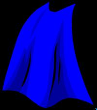 Capa Azul icono