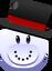 Emoji Snowpenguin