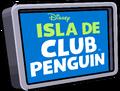 Fiesta de Isla de Club Penguin Logo