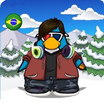 Meu Cartão de Pinguim, Normalmente.