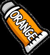 Orange Face Paint icon