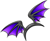 PurpleBatWings