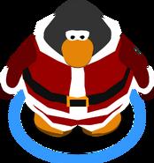 Santa Suit ingame