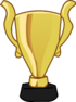 Trofeo icono