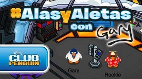 AlasyAletas... ¡Con Gary!