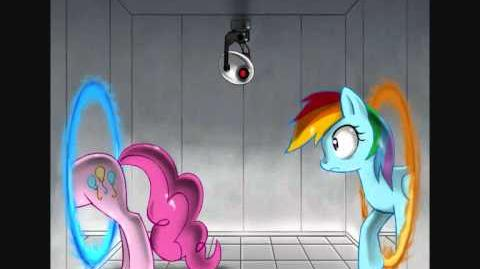 Best of Mlp Fim (crossovers)
