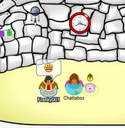 Chattabox en iglu