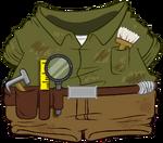 Conjunto De arqueologo icono