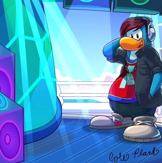 DJ Cole Giveaway | Club Penguin Wiki | FANDOM powered by Wikia