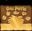 Gold puffle stuff