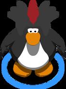 T-Rex Puffle Cap in-game