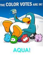 Aqua won