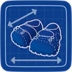 Blueprint Sturdy Stompers icon