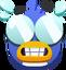 Emoticón Gary Estresado