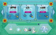 Frozen Fever Party 2015 interface page 3