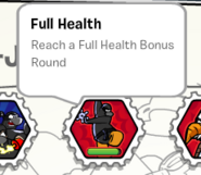 Full health stamp book