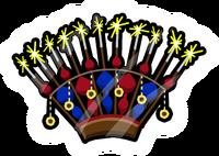 Pin de Adorno Espectacular icono