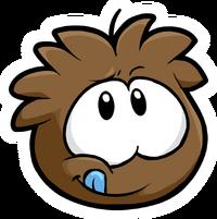 Pin de Puffle Café icono