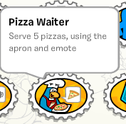 Pizza Waiter SB